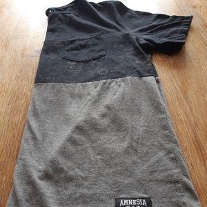 Amnesia short sleeves t-shirt